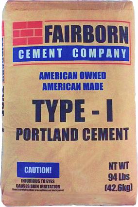 Portland_I-Bag Portland Cement